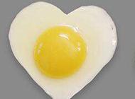 可爱的煎蛋实拍图片