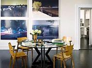 摄影爱好者的现代公寓装修图片