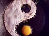 奇葩美食图片之最牛煎蛋
