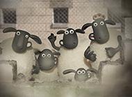英国定格动漫小羊肖恩壁纸