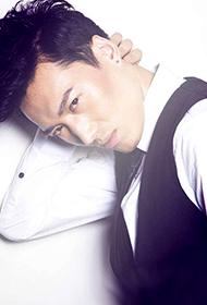 中国内地新生代男演员葛畅型男写真