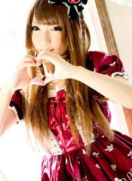 半洋装cosplay美女图片集锦
