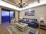 现代风格日式客厅装修风格图片