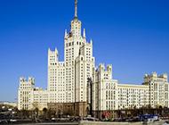 莫斯科最美城市风景图片