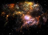 壮观震撼的银河系宇宙星空壁纸