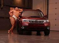 爆笑汽车广告恶搞图