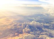 唯美的天空云层高清大图