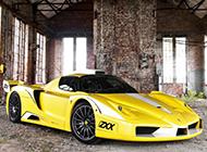 法拉利Enzo跑车超清晰图片欣赏