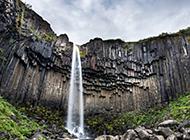 大自然绝美山水瀑布风景壁纸