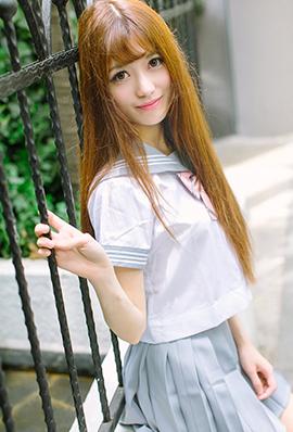 高清养眼美女赵乃莹学生制服清纯写真