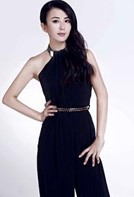 明星杨童舒时尚魅力写真图片