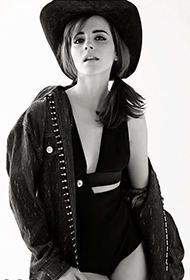 英国女演员艾玛·沃特森性感照片