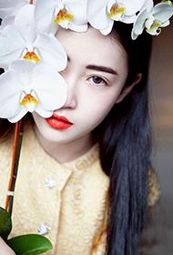 红唇女神张辛苑唯美浪漫写真