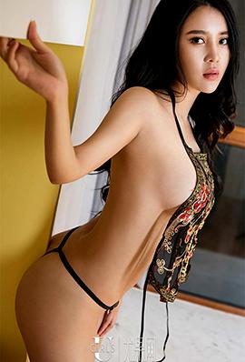 中国性感美女SukkiQ可儿大尺度人体图