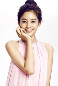 女影星王媛可甜美写真图片