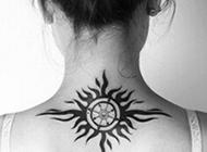情侣专属的纹身qq头像图片