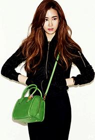 韩国女星李多海百变时尚写真