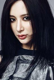 女明星熊乃瑾时尚酷帅写真