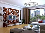 大户型现代韩式客厅装修效果图