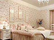 女生卧室欧式田园设计效果图清新甜美