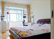 日式都市简约卧室装修效果图