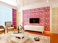 法式浪漫简约公寓装修效果图
