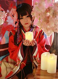 和服萌妹子cosplay写真