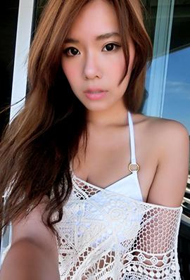 台湾美女杨文洁自拍生活照
