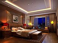 新中式卧室装修效果图欣赏