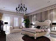 奢华的别墅卧室装修实景图