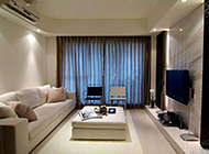 80片小户型客厅宜家风格装修图
