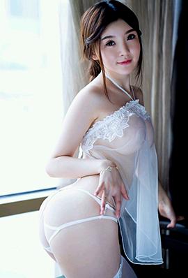模特女神米妮大萌萌私房定制写真