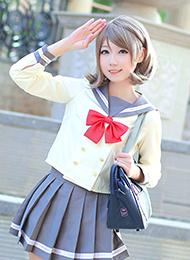渡边曜cosplay美女写真集