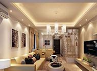 大户型欧式公寓装修效果图赏析