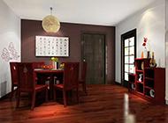 中国风浓郁的中式餐厅设