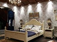 最新欧式温馨卧室装修效果图