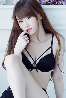 90后清纯模特陈绰妮私房