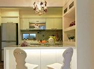 唯美简约的小户型厨房装修图片