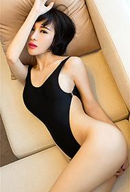 中国混血美女叶籽亿诱惑美臀人体图片