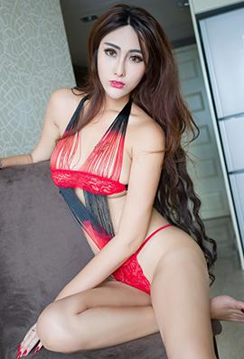 妖娆妩媚美女孟狐狸性感艺术写真