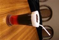 热咖啡图片 冰拿铁咖啡饮料素材图片