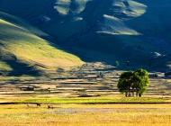 高原风景图片 黄土高原风景图片欣赏