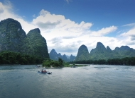 广西桂林山水风景图片 广西桂林山水风景壁纸大图