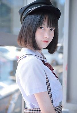日本美女池田七帆学生制服写真