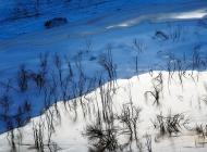 雪景屋图片 唯美高清雪景电脑壁纸图片