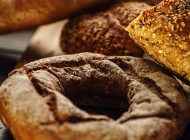 烤面包图片 法式烤面包糕点