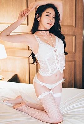 韩国美女高菲罗私房内衣写真图片