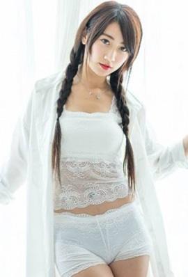 台湾美女张嘉庭清纯迷人写真