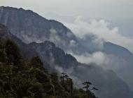 云里雾里三清山景色优美