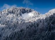 美丽的雪景图片大全 冬天里杭州西湖美丽的雪景图片